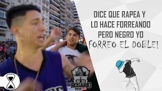 LAS MEJORES RIMAS DE ROSARIO UNDERFREE! (FECHA 9) Batallas callejeras thumbnail