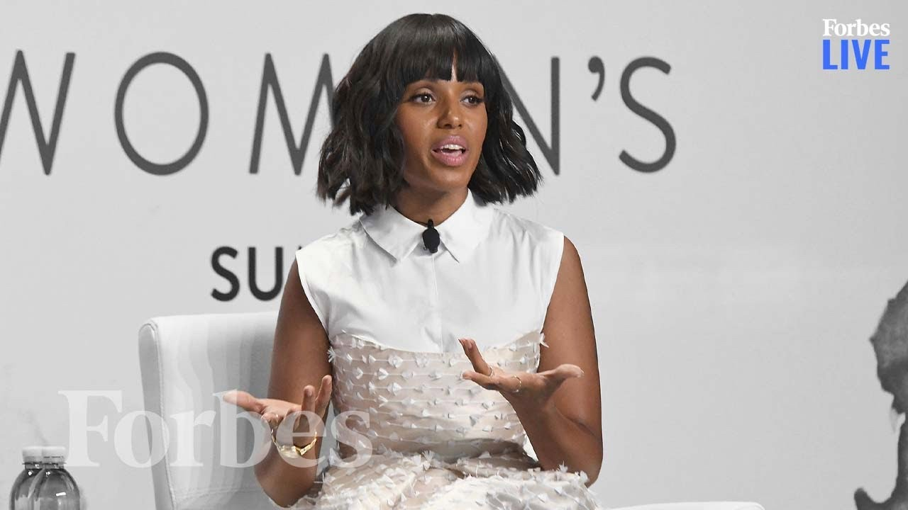 Kerry Washington On Using Her Platform To Spark A Movement
