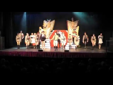 Theatre Ancaster's The Producers 2015