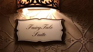 Fairytale Signature Suite at The Disneyland Hotel - Full Tour 2017