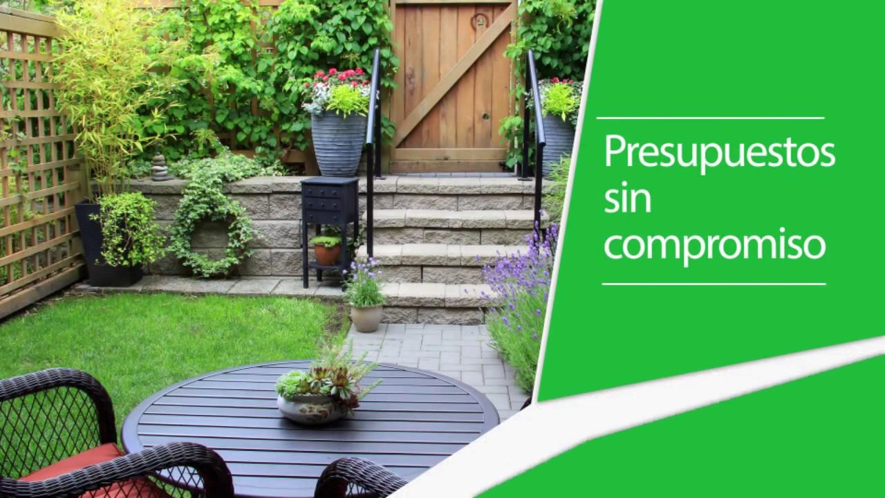 Total edens empresa de jardiner a en madrid jardineros for Empresas de jardineria