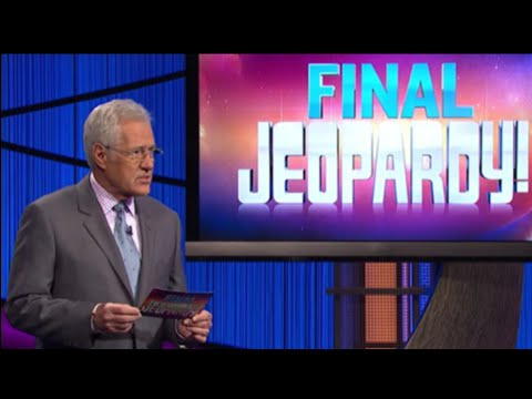 Jeopardy! James Holzhauer Day 32 Final Jeopardy 5/31/19 Episode 190