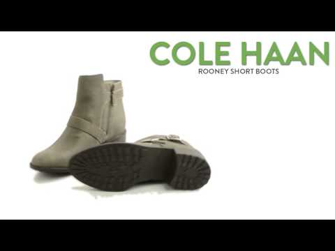 Cole Haan Rooney Short Boots - Leather (For Women)