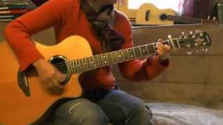 How to play Rodriguez I wonder ★Tuto Guitare Tab ★