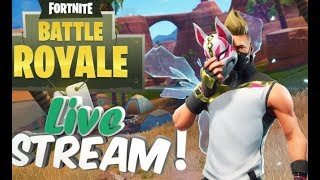 Fortnite [PS4] | New Emote Crazy Feet! | $25 PSN Giveaway at 2k Subs! | Playing W/Subs!