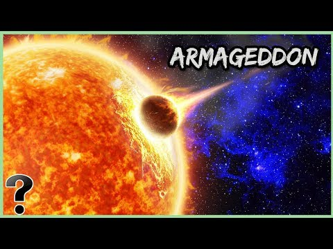 What If A Comet Hit The Sun?