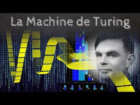 La machine de Turing - Passe-science #11