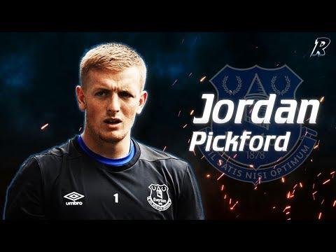 Jordan Pickford Amazing Saves 2018/19 ● Everton FC
