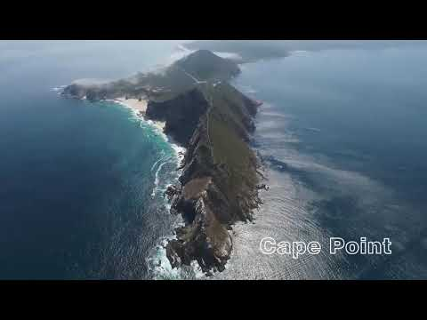 Cape Point / Cape of Good Hope - DJI Phantom 3