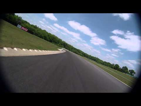 Lap at Virginia International Raceway with California Superbike School