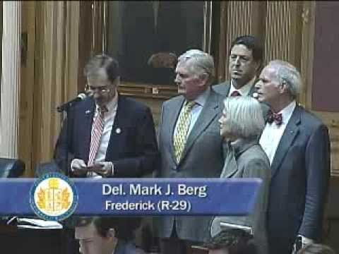 Centeraisle Presentation Honoring Harry Byrd Jr. in House of Delegates