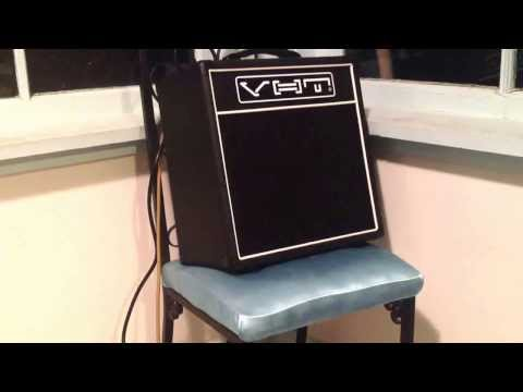 Demo / review of VHT Special 6 hand-wired tube combo amp.