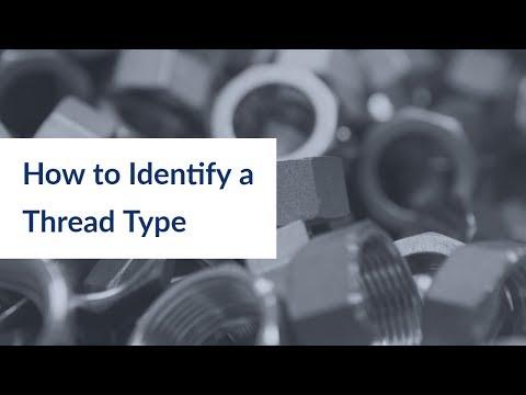 How To Identify A Thread Type | NPT | PT | BSP | Trimantec