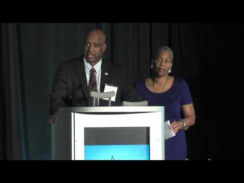 Captain Ron Johnson remarks - 2015 ASP of Dallas Building Bridges Luncheon