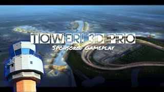Tower!3D Pro   Easy Airport   No Penalties Gameplay   Skilled Apple Plays Tower!3D Airport