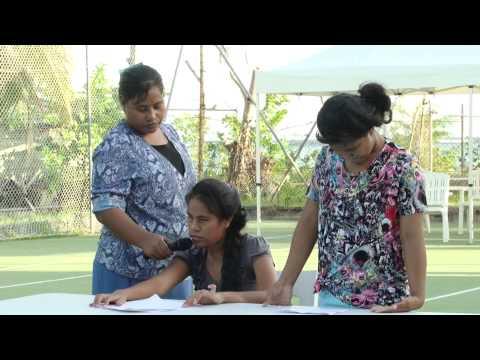 Kiribati Children with Disabilities
