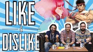 LIKE & DISLIKE: GRIS, publicidad en Street Fighter V, la película de Sonic...