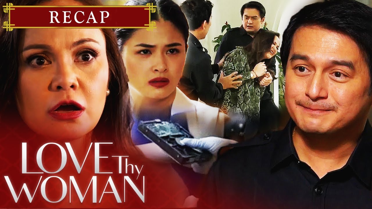Download Simon's investigation leads to Lucy's arrest | Love Thy Woman Recap