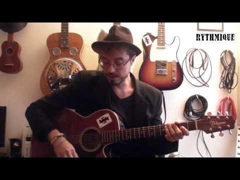 La fille du coupeur de joint (Thiéfaine) - Cours de guitare + TABS