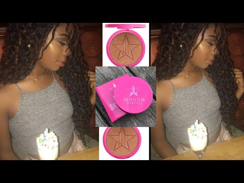 Jeffree Star Skin Frost Dark Horse Review