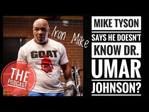 Umar Johnson Challenges Mike Tyson To A Fight Is This Just A Publicity Stunt By Umar