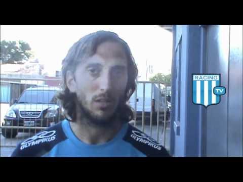 Luis Zubeldía se presentó en exclusiva como nuevo DT