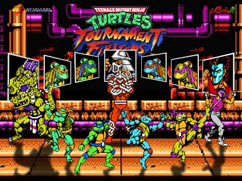 Скачать Teenage Mutant Ninja Turtles gamenatororg
