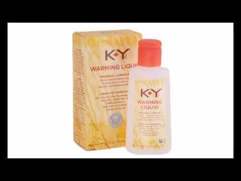Ky jelly warming liquid