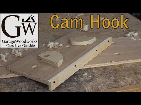 Cam Hook Clamp