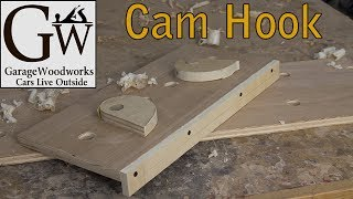 Cam Hook Clamp