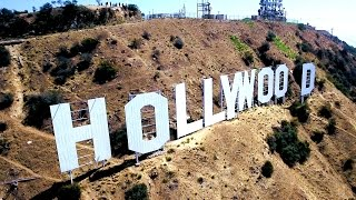 HOLLYWOOD SIGN 😎⭐️🎥 | Phantom 4 4K Drone Video(The Hollywood sign is an iconic Southern California landmark and American cultural icon. Each letter stands 45 feet (14m) tall and the together the letters ..., 2016-07-09T04:32:35.000Z)