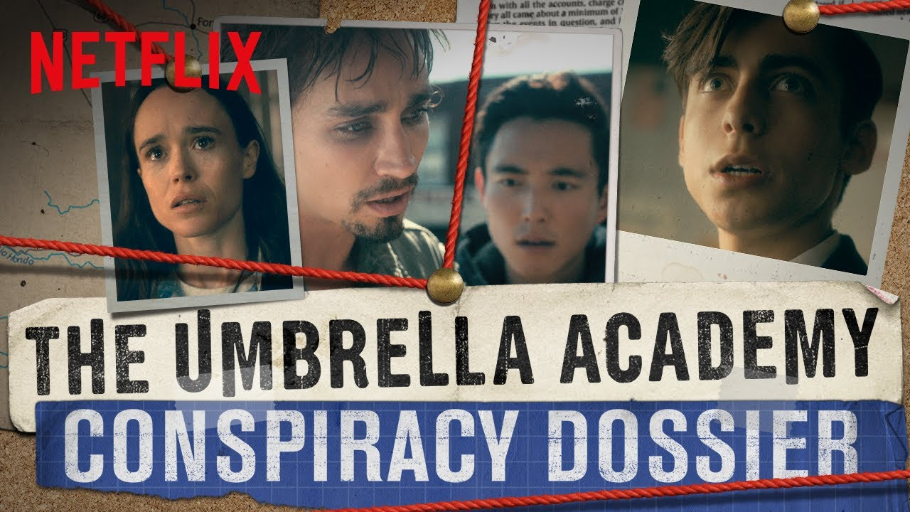 Every Conspiracy Theory In The Umbrella Academy Season 2 | Netflix