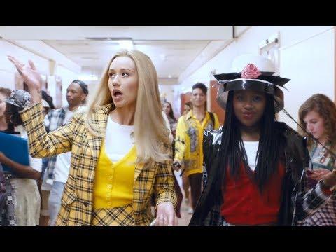 Iggy Azalea Spoofs CLUELESS Perfectly in Fancy Music  Watch!
