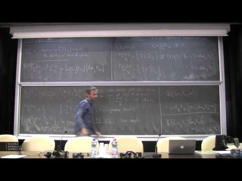 Geordie Williamson, Lecture III - 23 January 2015