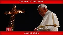 April 10 2020 The Way of the Cross|Pope Francis
