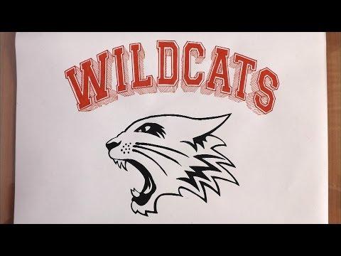 Wildcats Team - High School Musical | Handwriting
