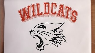Wildcats Team - High School Musical | Handwriting