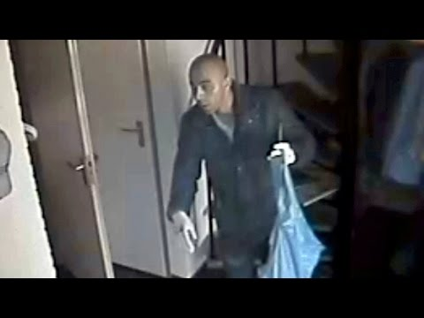 Beelden schietpartij alphen aan de rijn webcam