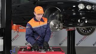 Guarda una guida video su come cambiare FIAT PUNTO Van (188AX) Ganasce per freni a tamburo