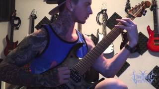 Jason Richardson Final Fantasy theme  Pro Tone Pedals Delay Demo