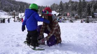 LIL KIDS SNOWBOARD TV#3 Let's shred! さあ滑ろう!子供に初めてのスノーボード。 thumbnail