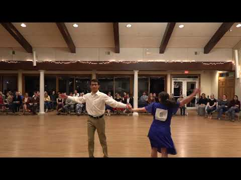 """""""Tightrope"""" 3rd Place Waltz   Christendom College Swing & Waltz Competition"""