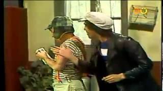 CHESPIRITO 1982- El Chavo del Ocho- Un ratero en la vecindad- parte 3 HD