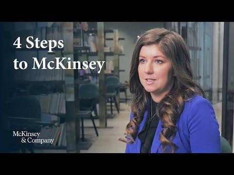О программе «4 Steps To McKinsey»