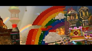 The LEGO Movie Videogame. #23. Побег из Заоблачной дали (Свободная игра, 100%)