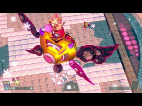 Super Bomberman R: Planet Lalaland Boss Fight - Karaoke Bomber/Elegant Dream