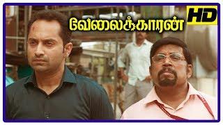 Velaikkaran   Thambi Ramaiah reveals about Fahad Fazil to Sivakarthikeyan   Fahadh plays a safe game
