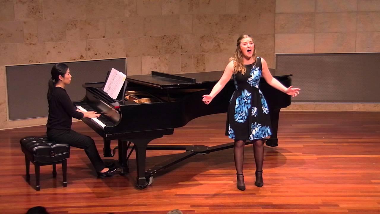 """Oh! quante volte from Bellini's """"I Capuletti e i Montecchi (Erin O'Meally)"""