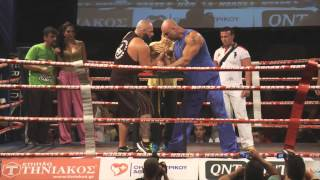 CHRISTOS GIOKAS VS MANOLIS SPIROU NO LIMITS 24 BRASDEFER