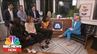 College Students Share Analysis On The Democratic Presidential Debates | NBC News Now